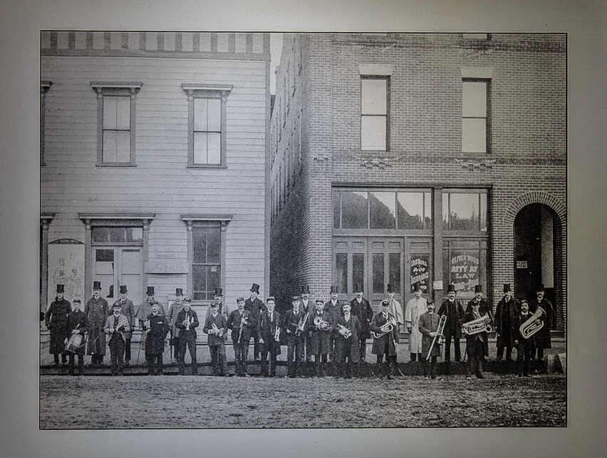 Our History, The Bishop Hotel